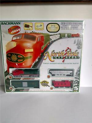 $ CDN181.64 • Buy Bachman Northpole Express HO Electric Train Set New & Sealed