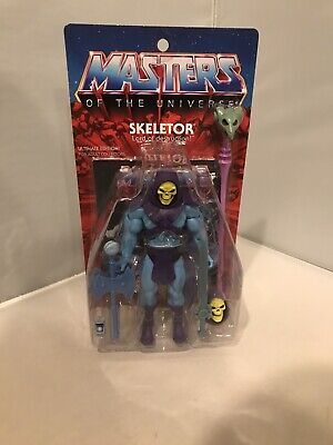 $145 • Buy Masters Of The Universe Classics Filmation Skeletor Ultimate Figure Super7