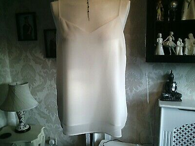 New Look Top Size 12 Good Condition  Think Polyester  • 4£
