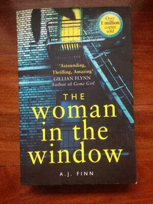 AU7 • Buy The Woman In The Window By Finn A. J. (Paperback, 2018)
