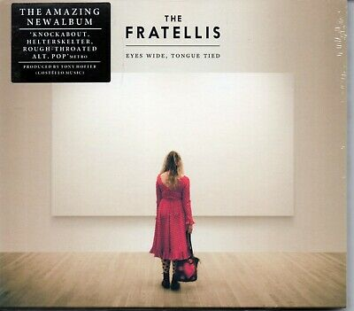 The Fratellis - Eyes Wide, Tongue Tied - Cd Album - New [sealed] • 3.49£
