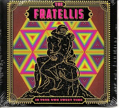 The Fratellis - In Your  Own Sweet Tiime - Cd Album - New [sealed] • 3.49£