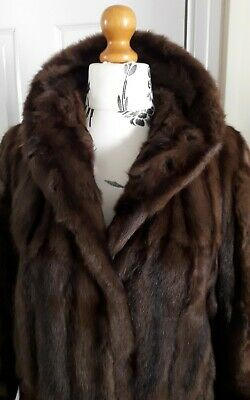 WOMEN'S VINTAGE 1920s /1930s Fur Coat By Boggs & Buhl Pittsburgh, Size M, 12-14 • 29.99£