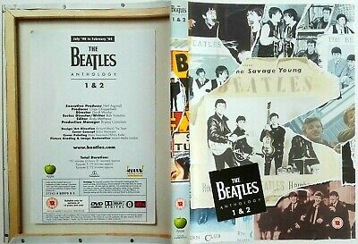 The Beatles Anthology Volume 1 + 2 DVD • 12.99£