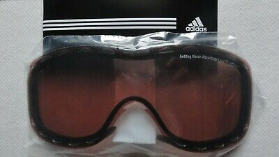 Brand New Replacement Lens For Adidas Burma Ski / Snowboard Goggles Persimmon • 5£