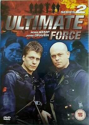 Ultimate Force - Series 2 (DVD, 2005) • 2.99£