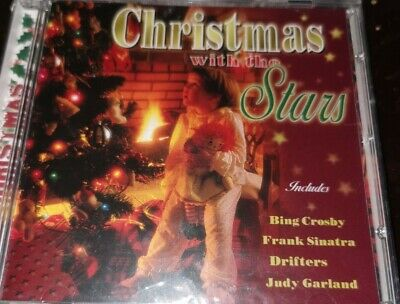 Christmas With The Stars - Frank Sinatra (2002) (CD) (New) • 1.99£