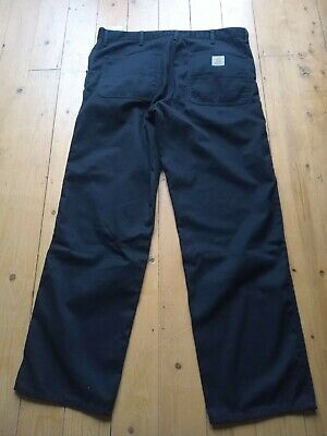 Carhartt Relaxed Simple Pant Carpenter Trousers 38 W X 34 L. Good Condition Xl • 8.50£