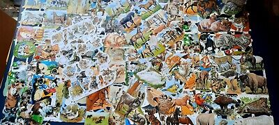 36 Mixed Mamelok Embossed Die-Cut Scrap Sheets,  Sheets Approx 220 X 116mm (1) • 0.99£