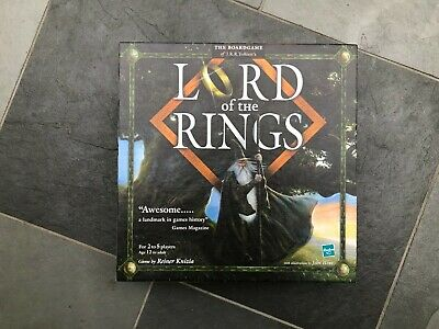 Lord Of The Rings The Board Game 2000 Parker Bros Vintage • 5£