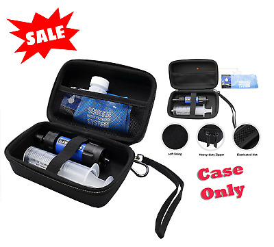 AU27.50 • Buy ProCase Water Filter Case For Sawyer Products Mini Water Filtration System, Hard
