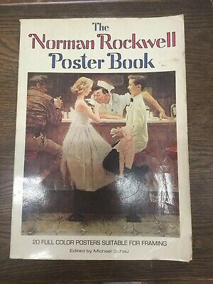 $ CDN16.87 • Buy Norman Rockwell Poster Book 20 Full Color 16x20