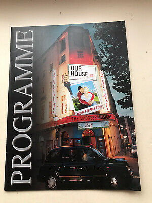 £4.95 • Buy OUR HOUSE  The Musical Theatre Programme OLIVER TOMPSETT  Madness Music