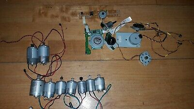 Small Dc Motors Job Lot Salvaged From Printers • 5£