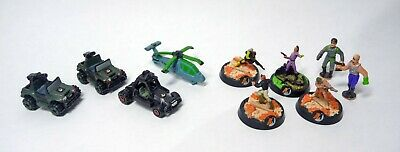 Action Man Vintage Hasbro Micro Vehicles And Figures, Similar To Micro Machines • 2.50£