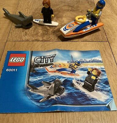 LEGO City Surfer Rescue (60011) • 0.99£