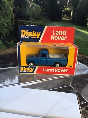 Dinky  Land Rover,boxed, No 344 • 19.99£