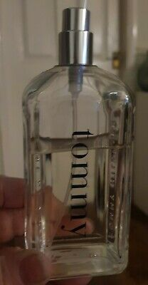 Tommy Hilfiger Tommy 100 Ml Eau De Toilette Mens Aftershave  USED 2 THIRDS FULL • 10£