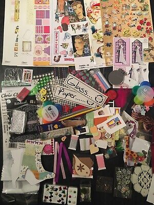Bundle Of Card Making And Craft Items • 3£