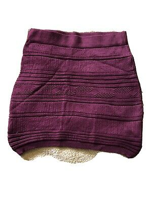 Primark Knitted Ladies Skirt Size 6  • 1.99£