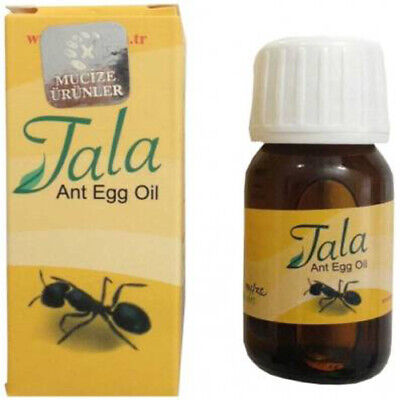 £26.99 • Buy Tala Ant Egg Oil For Permanent Unwanted Hair Removal 60 Days..