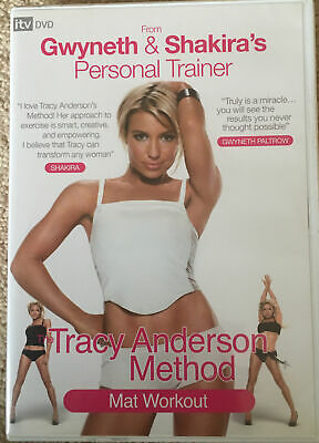The Tracy Anderson Method - Mat Workout (DVD, 2009) • 0.99£