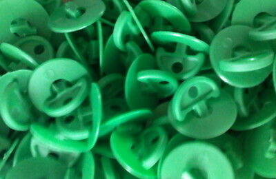 Greenhouse Accessories: Super Alliplugs For Fixing Bubble Polythene, Shade Net.  • 7.95£