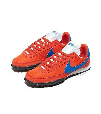 Nike Waffle Racer  UK9.5 Orange/Blue US10.5    *BNWT Unworn   • 79£