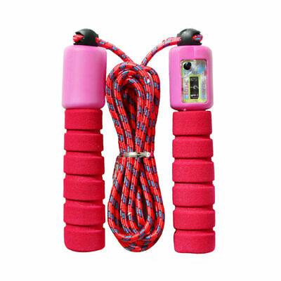 £5.99 • Buy Kids Skipping Rope With Counter Children Exercise Jumping Game Fitness Activity