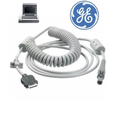 $300 • Buy GE MAC5500 MAC5000 CAM 14 Coiled OEM Cable  - Same Day Shipping