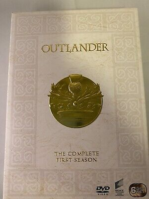 AU14.95 • Buy Outlander The Complete First Season DVD Boxed Set Watched Once