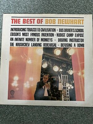Bob Newhart - The Best Of LP Used  Vinyl • 2£