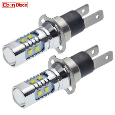 AU23.63 • Buy 2 X H3c 64146bc Car Led Cree Chips Fog Driving Light Globe Bulbs Lmap 12v Dc