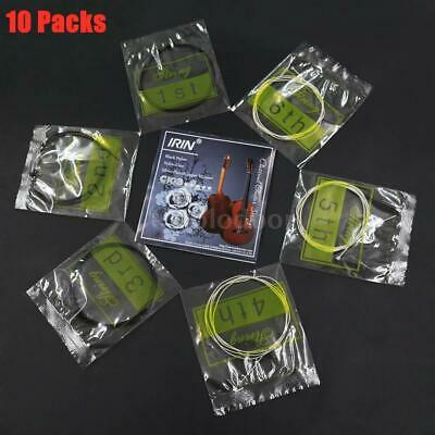 $ CDN21.68 • Buy 10Set IRIN Classical Guitar Strings(.028-.043)2Colors Normal Tension HighQuality