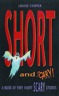 Short And Scary! By Louise Cooper (Paperback, 2002) • 1.80£