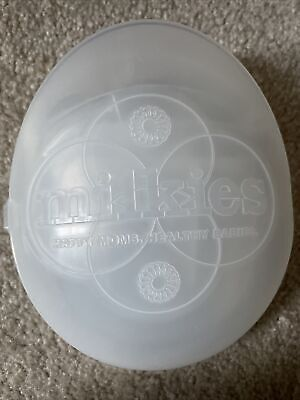 $8 • Buy Milkies Breast Milk Milk-Saver Cup Save. Every. Drop. Fits Into Any Bra