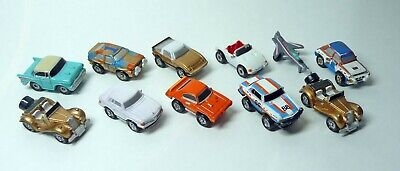 Micro Machines Nice Selection Of 1989 Galoob Sun Colour Changer Cars And Plane • 7£