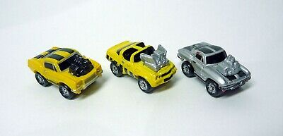 Micro Machines Galoob 1987 'The Awesome Collection' Variant Hot Rods • 7.50£