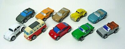 Micro Machines Complete 1997 Bonus 5-vehicle Collection #9 Volkwagens Plus Bonus • 11.50£