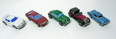 Micro Machines 1997 Complete #12 Luxury Cars Collection, Jag, Lexus, Rolls Etc • 4.50£