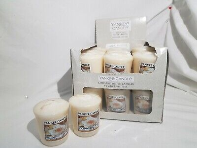 Yankee Candle - Sample Votive Scented Candle - Spiced White Cocoa - 49g • 3.69£