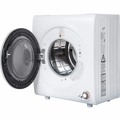 View Details 2.65 Cu.ft 400Power Compact Laundry Dryer, 9 Lbs Capacity Compact Tumble Dryer • 352.00$