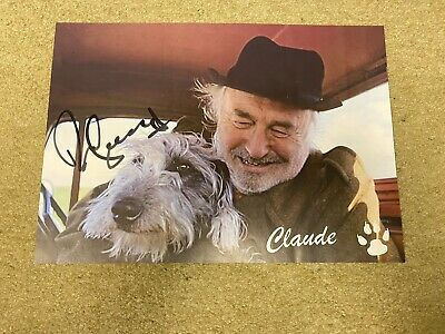 BILL MAYNARD Signed 16x12 Photo HEARTBEAT Claude Greengrass • 20£