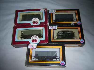 Dapol B115 WAGON AND FOUR OTHERS JOB LOT ALL BOXED • 30£