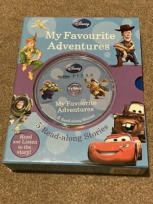 Disney Read Along My Favourite Adventures • 3.50£