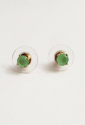 $ CDN35.73 • Buy Kate Spade Jade Green Stud Earrings