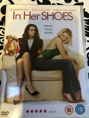 In Her Shoes (DVD, 2006) • 0.15£