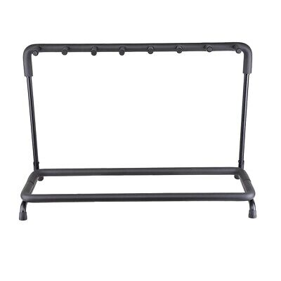 $ CDN90.90 • Buy 3 Guitar Holder Rack Stand Folding Stage Storage Organize Bass Acoustic Mount DJ