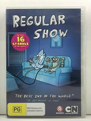 £4.69 • Buy DVD - Regular Show - The Best 16 Episodes In The World - FREE POST #P1
