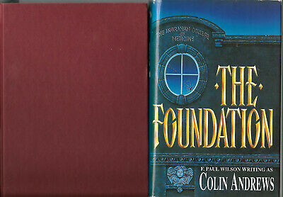 £2.99 • Buy 2 By James Patterson ROSES ARE RED 1st Ed And Colin Andrews THE FOUNDATION (BCA)